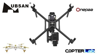 2 Axis OnePaa X2000 Nano Camera Stabilizer for Hubsan FPV X4 H501A