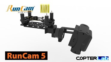 2 Axis RunCam 5 Nano Camera Stabilizer