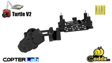 2 Axis Caddx Turtle Nano Camera Stabilizer