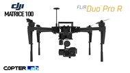 2 Axis Flir Duo Pro R Micro Camera Stabilizer for DJI Matrice 100