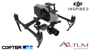 2 Axis Micasense Altum Micro NDVI Camera Stabilizer for DJI Inspire 2