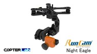 2 Axis RunCam Night Eagle Pro Night Vision Micro Camera Stabilizer