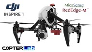 Micasense RedEdge RE3 NDVI Bracket for DJI Inspire 1