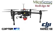 Micasense RedEdge RE3 NDVI Bracket for DJI Matrice 100 M100