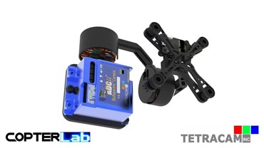 2 Axis Tetracam ADC Micro NDVI Camera Stabilizer