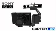 1 Axis Sony RX 100 RX100 Camera Stabilizer