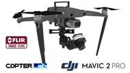 2 Axis Flir Tau 2 Nano Camera Stabilizer for DJI Mavic 2 Pro