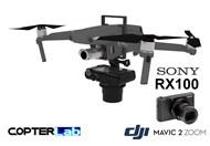 Sony RX 100 RX100 Bracket for DJI Mavic 2 Zoom