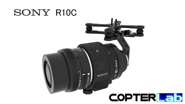 2 Axis Sony R10C R10 C NDVI Camera Stabilizer