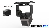 1 Axis Livox Horizon Lidar Camera Stabilizer