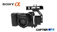 1 Axis Sony Alpha 6000 A6000 Camera Stabilizer