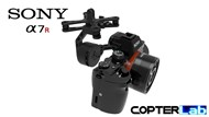 2 Axis Sony Alpha A7S Camera Stabilizer