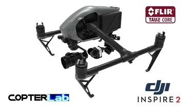 3 Axis Flir Tau 2 Micro Camera Stabilizer for DJI Inspire 2