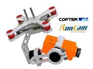 2 Axis Runcam 2 Micro Camera Stabilizer