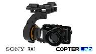 1 Axis Sony RX1 Camera Stabilizer