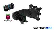 2 Axis Raspberry Pi High Quality HQ Pan & Tilt Head Camera Stabilizer