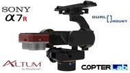 2 Axis Sony A7R + Micasense Altum Camera Stabilizer