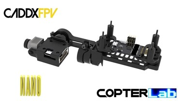 2 Axis Caddx Vista Nano Camera Stabilizer