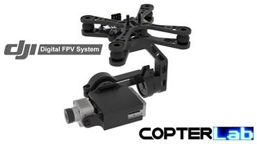 2 Axis DJI Air Unit Micro Camera Stabilizer