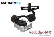 2 Axis Micasense RedEdge MX Micro NDVI Camera Stabilizer