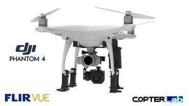 1 Axis Flir Vue Micro Camera Stabilizer for DJI Phantom 4 Pro Professional