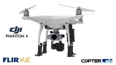 1 Axis Flir Vue Micro Camera Stabilizer for DJI Phantom 4 Pro v2