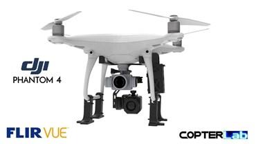 1 Axis Flir Vue Pro Micro Camera Stabilizer for DJI Phantom 4 Pro Professional