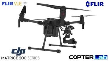 3 Axis Flir Vue Pro R Micro Skyport Camera Stabilizer for DJI Matrice 200 M200