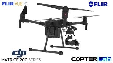 3 Axis Flir Vue Micro Skyport Camera Stabilizer for DJI Matrice 210 M210