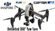 3 Axis Flir Vue Micro Camera Stabilizer for DJI Inspire 1