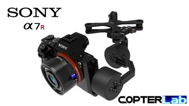 2 Axis Sony Alpha 7 A7 Camera Stabilizer