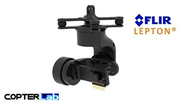 3 Axis Flir Lepton Micro Camera Stabilizer