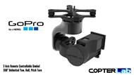 3 Axis GoPro Hero 1 Micro Camera Stabilizer
