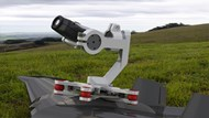 2 Axis Camera Stabilizer for Flying Wing