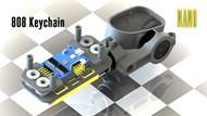 2 Axis 808 Keychain Nano Camera Stabilizer