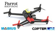 2 Axis Mobius Stabilized Camera Stabilizer for Parrot Bebop 1
