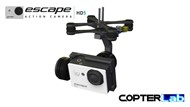 2 Axis Kitvision Escape HD5 Action Micro Camera Stabilizer