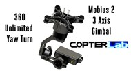 3 Axis Mobius 2 Micro Camera Stabilizer