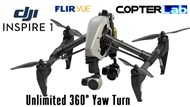 3 Axis Flir Vue Pro R Micro Camera Stabilizer for DJI Inspire 1