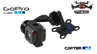 2 Axis GoPro Hero 5 Session Micro Camera Stabilizer for Eachine 250