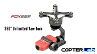 3 Axis Foxeer Legend 1 Micro Camera Stabilizer