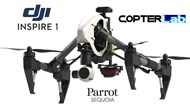 Parrot Sequoia+ NDVI Mounting Bracket for DJI Inspire 1