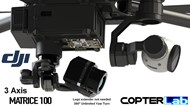 3 Axis Flir Vue Micro Camera Stabilizer for DJI Matrice 100 M100