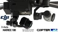 3 Axis Flir Vue Pro Micro Camera Stabilizer for DJI Matrice 100 M100