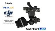 3 Axis Flir Vue Pro Micro Camera Stabilizer for DJI Matrice 600 M600 pro