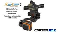 3 Axis Runcam 3 Micro Camera Stabilizer