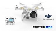 2 Axis GoPro Hero 5 Session Micro Camera Stabilizer for DJI Phantom 3 Professional