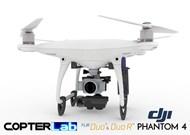 2 Axis Flir Duo R Micro Camera Stabilizer for DJI Phantom 4 Professional