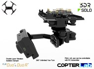 3 Axis Flir Duo R Micro Camera Stabilizer for 3DR Solo