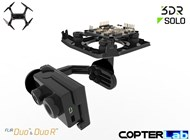 2 Axis Flir Duo R Micro Camera Stabilizer for 3DR Solo